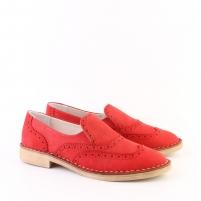 Туфли Relaxshoe Арт. 398-006 красный