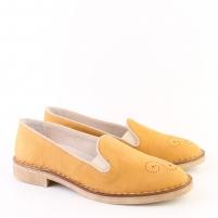 Туфли Relaxshoe Арт. 398-007 желтый